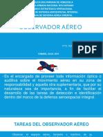 Observador aéreo JUL19
