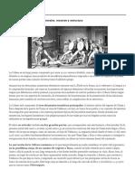 La Odisea. Características Generales, Resumen y Estructura