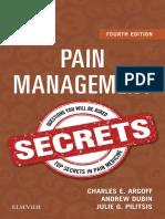 Pain Secrets