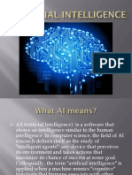Artificial Intelligence - PowerPoint