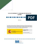 2017 SIIS Ciclo Economicos y Drogas en España