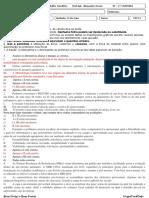 Metodologia Do Trabalho Cientifico EXAME FINAL - 2º CHAMADA