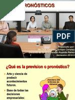 El Pronóstico (1)