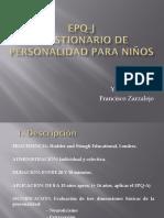 EPQ J, Presentacion