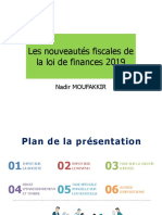 LOI DE FINANCES 2019 - Nadir Moufakkir