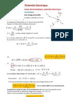 2 Le champ éléctrostatique et le potentiel éléctrostatique.pdf