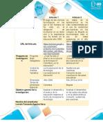 Matriz - Fase 3 Fundamentos y Generalidades de La Investigación