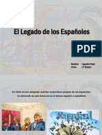 El Legado de Los Españoles