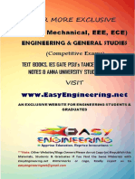 Ma6351 Pec UNIT- Tpde 1 Pec- By EasyEngineering.net- By EasyEngineering.net