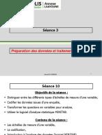 S3 - Préparation Des Données Et Traitement Statistique (1)