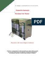 Manual Provision New Master - Novo