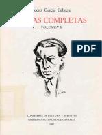 Obras_completas_2 Pedro Garcia Cabrera