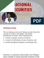 National Securities 1