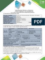 Guía Para El Desarrollo de Componente Práctico - Tarea 4 y 5