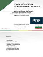 Capacitación BUPPI a Municipios Julio 17-18 de 2017
