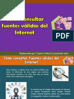 Cómo Consultar Fuentes Válidas Del Internet/Módulo 17
