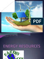 Lesson 9 Energy Resources Students