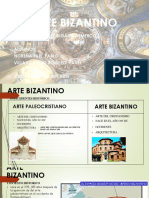 Grupo 5 - Arte Imperio Bizantino
