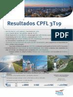 CPFL Press Release 3T19 Final