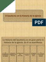 2. Historia Del Bautismo