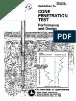Schmertmann1978 Estimating Settlements. Guidelines for Cone Penetration Test PB80100613
