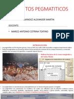 Yacimientos Pegmatiticos 18-10