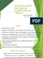 Presentation Cpr Provisoire
