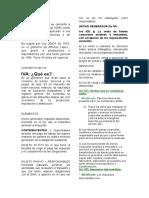 Historia Del IVA COLOMBIA