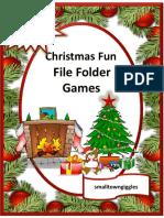 FREESamplerChristmasFileFolderGamesPKKMathSkillsSpecialEducation.pdf
