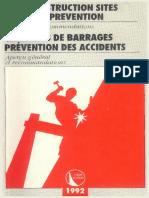 B80 - Dam construction sites accident prevention