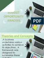 Market Opportunity Analysis