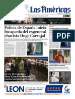 DIARIO LAS AMÉRICAS Edición digital del martes 12 de noviembre de 2019