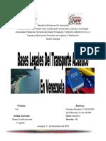 Bases Legales Transporte Acuatico