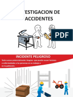 Investigación Accidentes