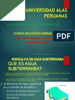 Aguas Subterranes -Rr.hh 12
