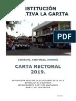 Carta Rectoral 2019 Ok