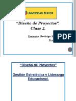 Clase Liderazgo y Gestion.