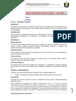 e.t. Estructura - Coliseo