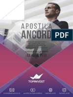 Apostila-ANCORD-TOPINVEST