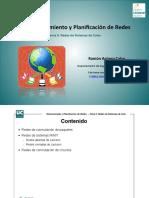 Dimensionamiento y Planificación de Redes