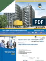 Exposicion Formulación y Evaluacion Grupo 5