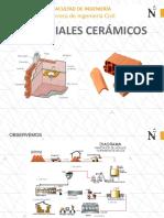 PPT MATERIALES CERÁMICOS
