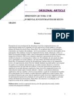 R. Rodríguez Comprension Lectora V14N1