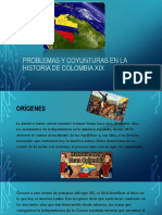 Diapositivas Problemas Colombia