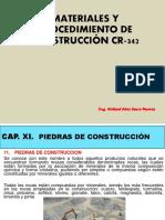 Semana_10-2019 II, Piedra