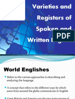 ppt_Varieties and Registers of Spoken and Written English.pptx