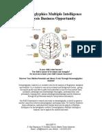 Dermatoglyphics Multiple Intelligence Test (DMIT) Franchise