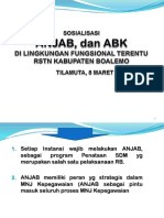 Materi Anjab ABK Kab Boalemo - NEWWWWWWW