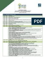 Agenda Indoebtke 2019