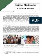 Boletim Informativo - Outubro 2019